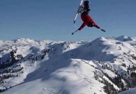 Após ficar paraplégico, esquiador volta à neve e consegue manobra inédita; assista | esportes | Scoop.it