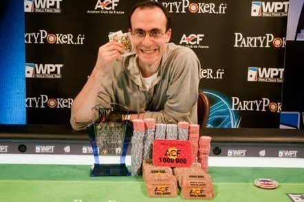 Grégory Benac vainqueur du WPT National Series PoP | Poker news France | Scoop.it