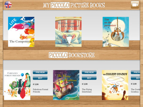 Piccolo Picture Books: 1 Free book for AppFriday   Appskinderen   Scoop.it