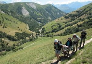 Handi Cap Evasion : la montagne en joëlette | joelette | Scoop.it