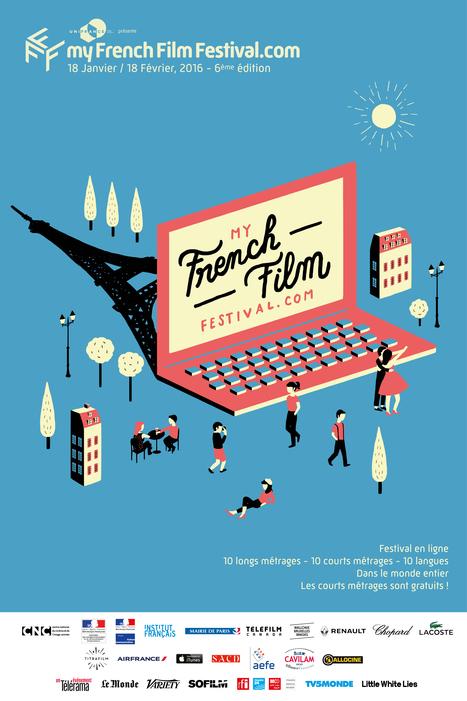 On Partage En Français: My French Film Festival 2016   FLE info   Scoop.it