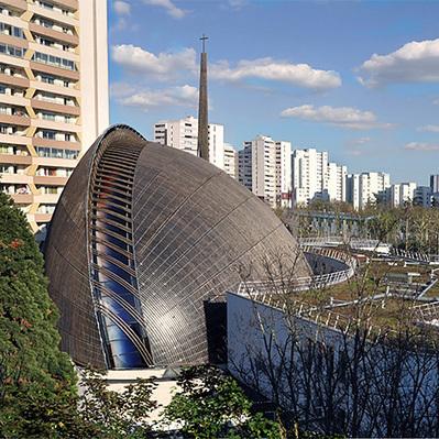 La première cathédrale du XXIème siècle | Les Gentils PariZiens : style & art de vivre | Scoop.it