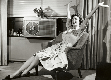 5 Ways to Save Money on Air Conditioning - Good Housekeeping | OnBudget | Scoop.it