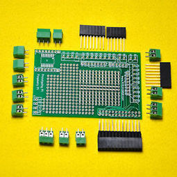 DIY Prototyping Plate Prototype Extended Board For Raspberry Pi Arduino GOOD NEW | Raspberry Pi | Scoop.it