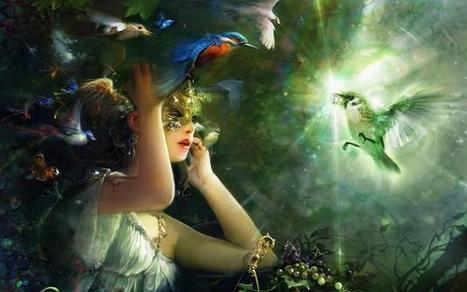 Suivez des cours de Fantasy en ligne | Inspiration Rôlistique | Scoop.it
