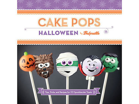 Happy Halloween! Celebrate with Bakerella's Jack-o'-Lantern Cake Pops - PEOPLE Great Ideas | cake decorating | Scoop.it