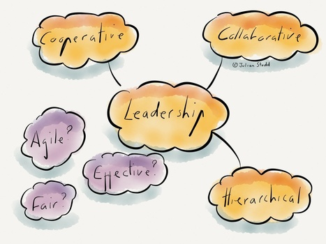 Collaborative, cooperative and hierarchical leadership | Management de demain | Scoop.it
