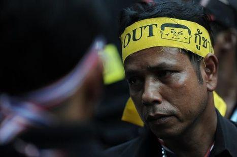 Thaïlande: loi de sécurité spéciale étendue après des manifestations | Thailande Info | Scoop.it