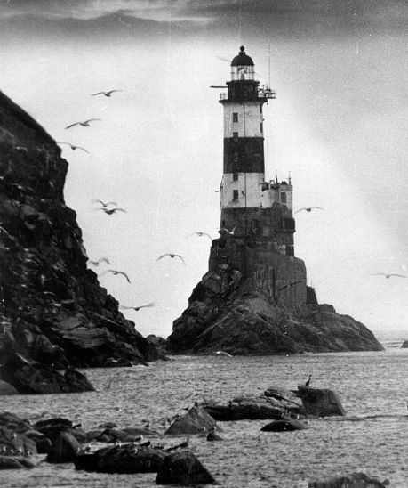 Dead Sentinels: 10 Stunning Abandoned Lighthouses | Michael John Grist | Abandoned Houses, Cemeteries, Wrecks and Ghost Towns | Scoop.it
