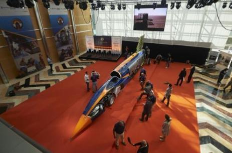 Une voiture-fusée pour donner envie de faire des mathématiques - Le Parisien   Ressources pour la Technologie au College   Scoop.it