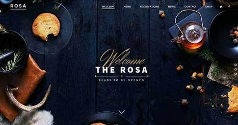 Best WordPress Club Themes For Pubs, Cafe & Drink Bars | WordPress Themes | Scoop.it