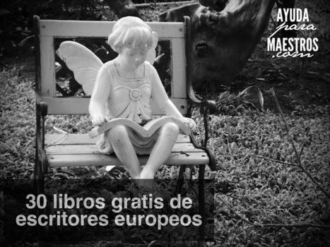 30 libros gratis de escritores europeos | Educacion, ecologia y TIC | Scoop.it