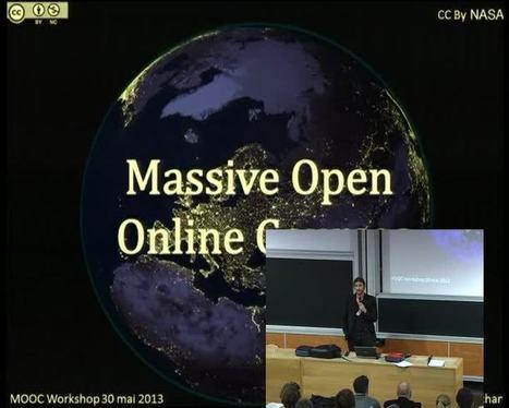 [Video] - Quelles Pedagogies... Pour Quels Objectifs ? | MOOCs francophones : retours d'expériences et plus encore | Scoop.it