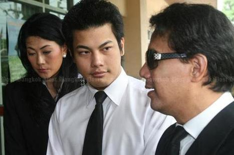 Mu Ham finally jailed for road rage killing incident | Bangkok Post: learning | Ajarn Donald's Educational News | Scoop.it