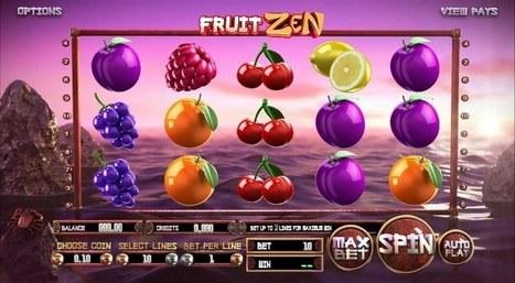 New Fruit Zen slot online | Online Slots | Scoop.it