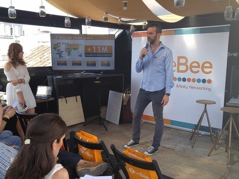 What is beBee ? Why is beBee disrupting the current model of social media ? | Leadership and Management | Scoop.it