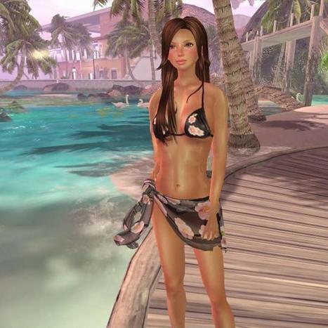 It's Easier to Maintain Weight Loss in Second Life Than in Real Life: Study   Machinimania   Scoop.it