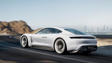 Porsche Mission E: sarà prodotta   Motori e Buon Cibo   Scoop.it