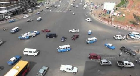 Drivers In Ethiopia Don't Need Traffic Lights - Digg | Mon youtube | Scoop.it