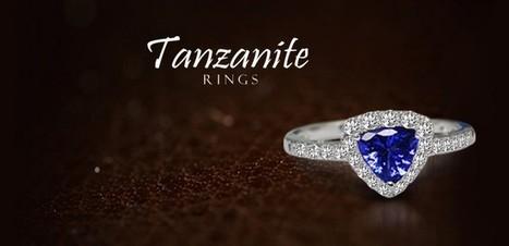 Difference between diamond and tanzanite rings | Etanzanite Shop | Scoop.it