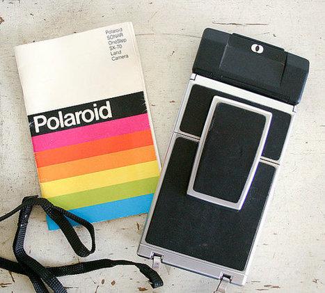 Polaroid Camera | Film Photography Rules! | Scoop.it
