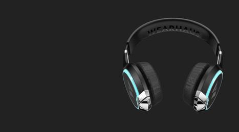 Arc Headphones | I'm Bringing Techy Back | Scoop.it