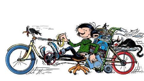 Gaston y'a le Doodle qui son'... Et y'a tout le monde qui y répond | Revue de presse du Web | Scoop.it