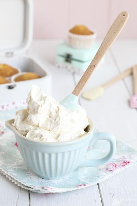 LA CUINERA: Como hacer buttercream de merengue italiano (con Vídeotutorial) | Comiditas | Scoop.it