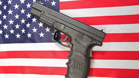 America is Number One—for gun rampages. | Criminology and Economic Theory | Scoop.it