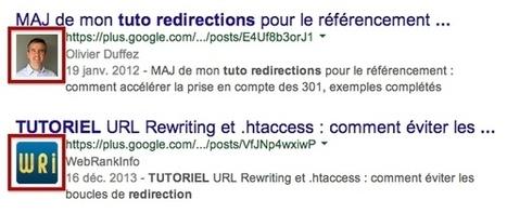 Google supprime la photo des auteurs dans les SERP !   Référencements   Scoop.it