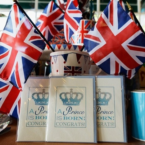 Brands Try, Fail to Capitalize on Royal Baby Hype | Retail | Scoop.it