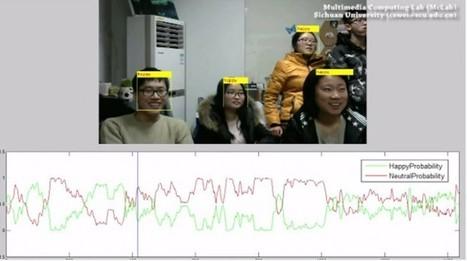 Un profesor utiliza el reconocimiento facial para medir el interés de sus estudiantes | El rincón de mferna | Scoop.it