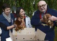 Un village de la Sarthe offre des poules à ses administrés pour faire baisser leur taxe sur les déchets | Bien être et Sport en entreprise | Scoop.it