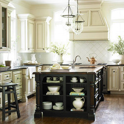 Kitchen Cabinet Ideas | All About Kitchen Remodel | Scoop.it