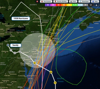 Superstorm Sandy - Template for Future Storms? | Sustain Our Earth | Scoop.it