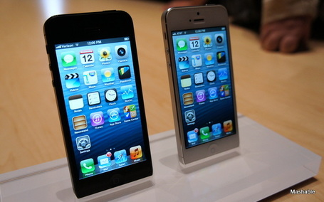 iPhone 5: All the New Stuff | Future Teacher notes | Scoop.it
