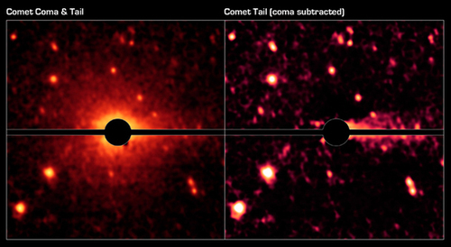 Comet Found Hiding in Plain Sight - NASA Jet Propulsion Laboratory