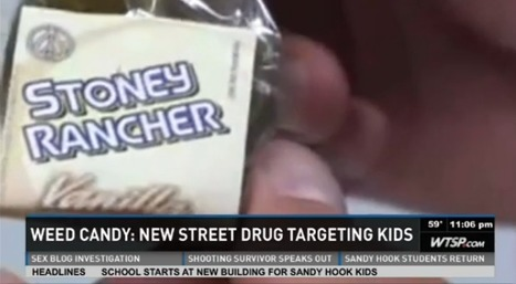 """Reefer Madness: """"Weed Candy"""" dubbed newest """"street drug"""" (VIDEO) 