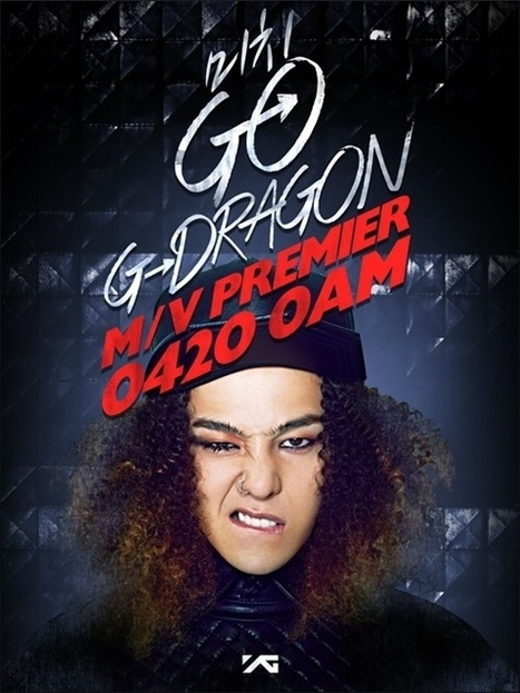 crazy GO - GD | daily news about k-pop and k-drama | Scoop.it
