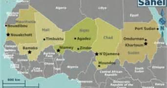 www.wikitravel.com                                                                       MAP OF SAHEL | Chris' Regional Geography | Scoop.it
