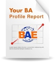 Your BA Profile Report - do the FREE Test today. | Business Analysis | Scoop.it