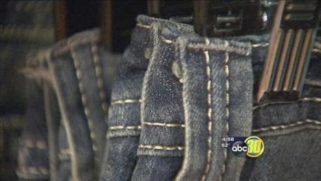 Blue jean bandits hit Eye Candy Fashion Boutique in Madera - ABC30.com | CLOVER ENTERPRISES ''THE ENTERTAINMENT OF CHOICE'' | Scoop.it
