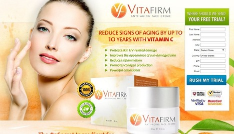 Interested in VitaFirm - Before Buy Must Read This First!!! | nti-Aging Serum | Scoop.it