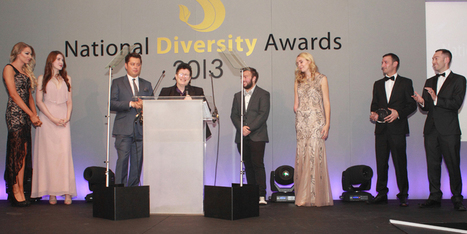 Birmingham charity wins national diversity award « Birmingham LGBT | LGBT Birmingham | Scoop.it