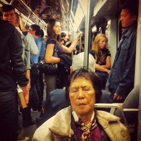 Photo Of The Day: Meanwhile On Muni | Photography Today | Scoop.it