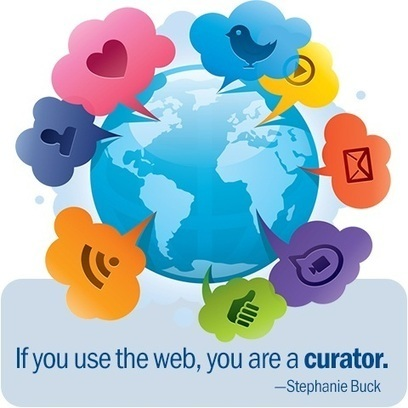 What the heck is content curation? #contentcuration | EdumaTICa: TIC en Educación | Scoop.it