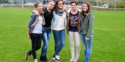 Mende : au Rugby club, les filles recrutent - Midi Libre | rugby 7's | Scoop.it