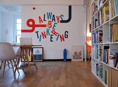 A library for the future | Tinkering and Innovating in Education | Scoop.it