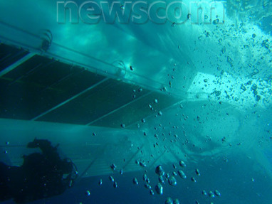 Surreal Pictures from Inside the Costa Concordia | Newscom FocalPoint | Coolios | Scoop.it