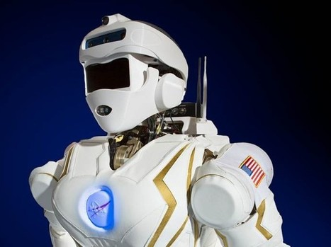 NASA apresenta novo robô humanoide - Robô | It's business, meu bem! | Scoop.it